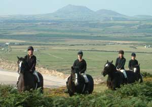 Cilan Riding Centre.  Accredited Activity Centre.